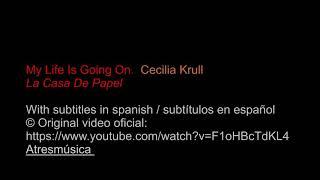 download musica La casa de papel-my Life is going on-Cecilia krull