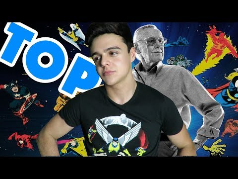 TOP 10 CAMEOS DE STAN LEE / NAVY
