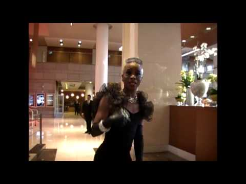 Behind the Scenes with Aunt T Jackie BET AWARDS WEEKEND 2014