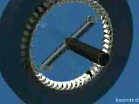 IEVE ////  motor magnetico  pone fin al monopolio de los combustibles