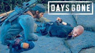 DAYS GONE #47 - Um LADRÃO no FORTE WIZARD - Gameplay em Português PT-BR | PS4 Pro