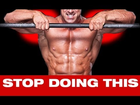 The WORST Shoulder Exercise for Bigger Shoulders - STOP!! Image 1