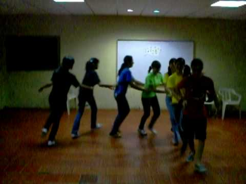 Coreografia tren De La Salvacion video
