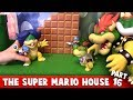 The Super Mario House   Part 16
