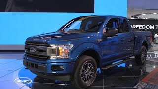 2018 ford f 150 review first impressions