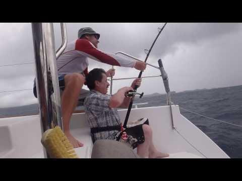 морская рыбалка на карибах