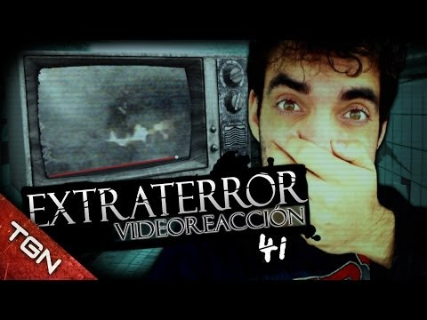Extra Terror Video reacción 41#: THIS IS ONLY A TEST