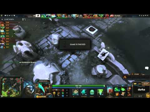 NightRid vs Team Gizzard Redemption Game 1  joinDOTA League Asia Div 2 Groupstage  durkadota