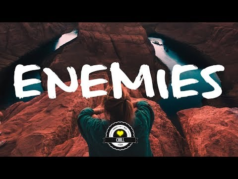 Lauv - Enemies (Lyric Video)