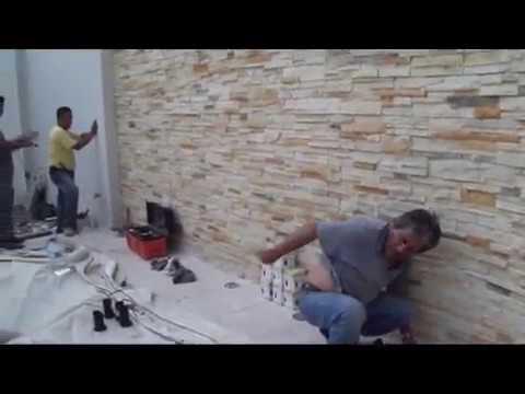 Como decorar el exterior de tu casa con fachaleta youtube - Como decorar una casa ...