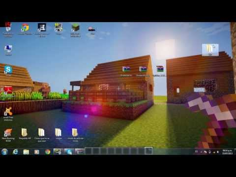 Como instalar Sonic Ethers Unbelievable Shaders 1.5.1/1.5.2