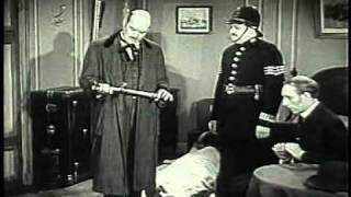 Sherlock Holmes (1954-55) - 04 - The Case of the Texas Cowgirl (Subtitulado en español)