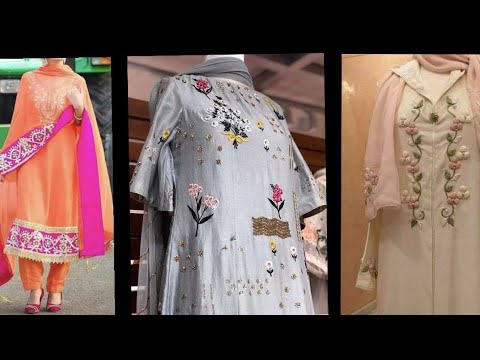 Best hand work suits designs//Functionwear  trendy suits design