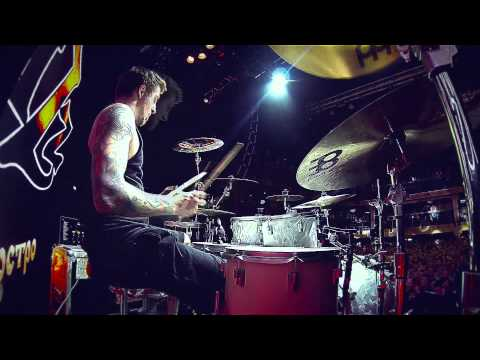 Pavel Lokhnin - Drum Solo in 2015 Moscow