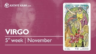 VIRGO Weekly Reading Psychic Tarot | Horoscope | Week 48 | NOVEMBER  26 - DECEMBER 02
