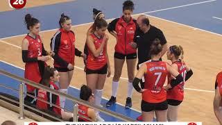 Sivrihisarspor 3 - İnegöl Voleybol 0 TVF Kadınlar 2.Lig