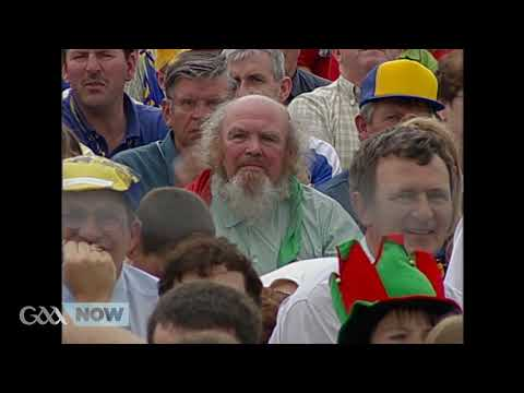 GAANOW Glory Days - Roscommon v Mayo 2001 Connacht Final