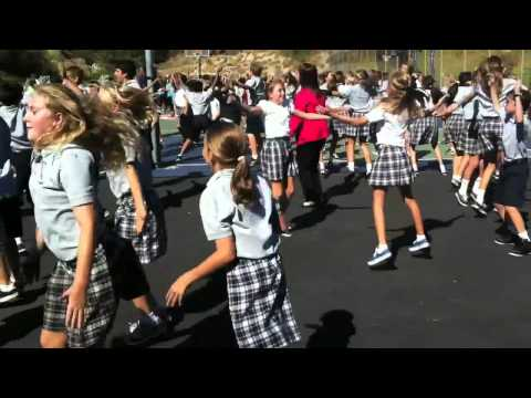 Let's Jump : San Diego : School of the Madeleine