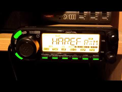Icom ID-E880 on GB7OK