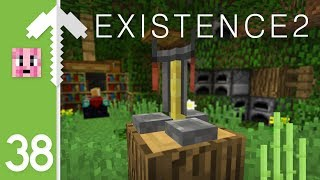 Making an Outdoor Base | Minecraft Existence 2 Server Let