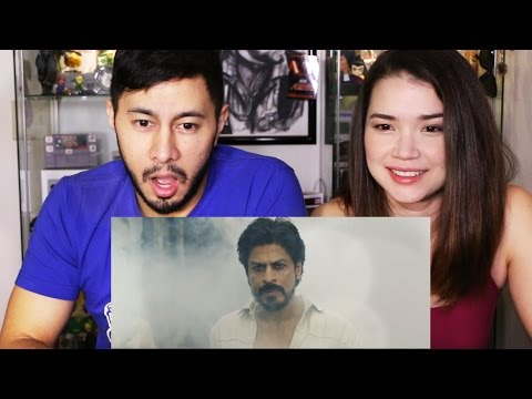 RAEES | SHAH RUKH KHAN | Trailer Reaction by Jaby & Achara! thumbnail