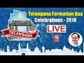Telangana Formation Day Celebrations 2018 LIVE   CM KCR   V6 News