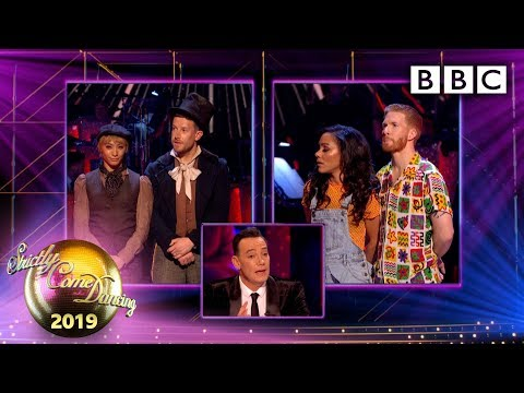 The judges vote and we say goodbye 😢 - Week 11 Musicals | BBC Strictly 2019
