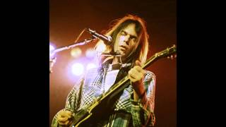 Watch Neil Young This Town video