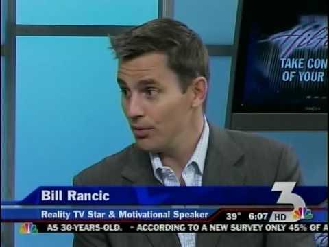 Bill Rancic - NBC 3 HD Interview