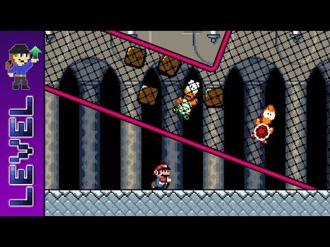 If Mario had Superhuman strength