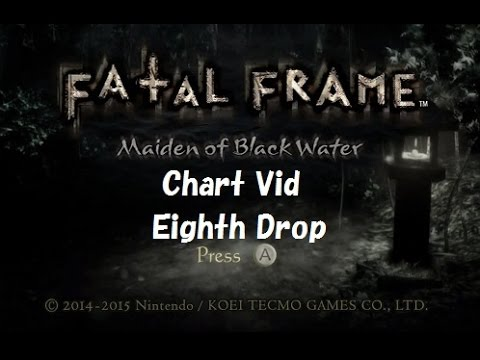 08 Fatal Frame (Project Zero) Maiden of Black Chart Guide Eighth Drop.