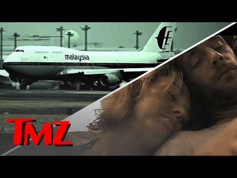 Malaysia Airlines Flight 370 ... The Movie?!