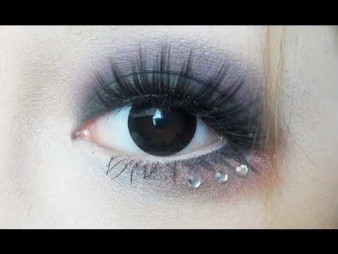 Tutorial: Visual-Kei/J-Rock Inspired Make-up