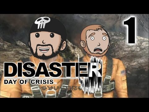 Two Best Friends Play Disaster Day of Crisis (Part 1)