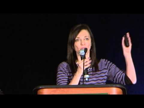 Susan Cain (author, QUIET) at First-Year Experience® 2013 Random House Luncheon