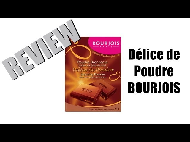 MiniReview: Delice de Poudre de Bourjois