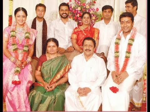 Surya,jyothika Wedding Album video