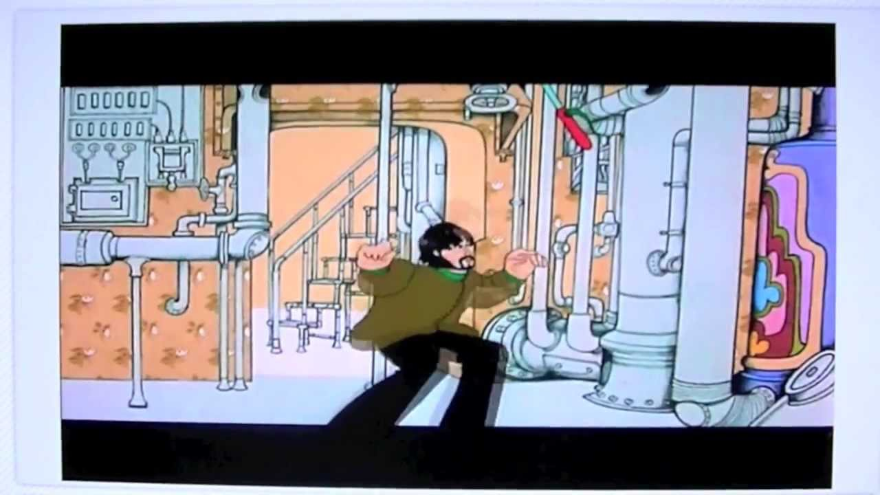Yellow Submarine Movie Trailer The Yellow Submarine Movie The