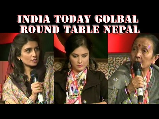 India Today Global Roundtable: Gender stereotyping in South Asia (Part 1)