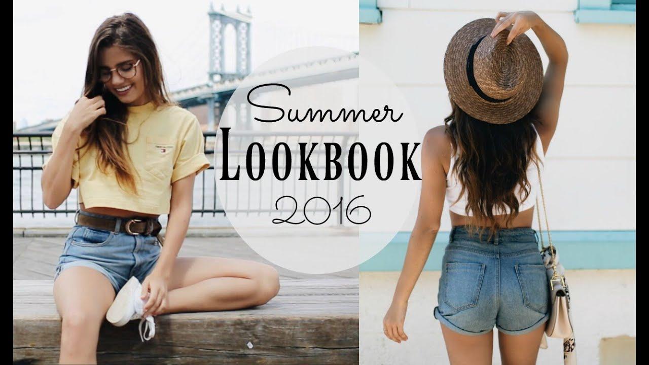 NYC SUMMER LOOKBOOK 2016