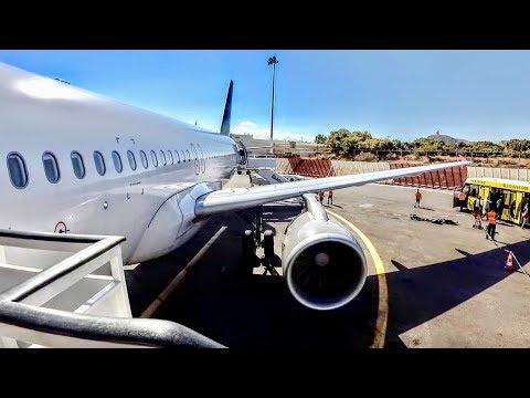 360° cockpit view   SWISS Airbus A320   Geneva – Zurich