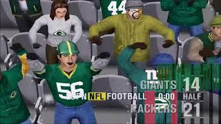 ESPN NFL 2K18 | Divisional game vs Giants