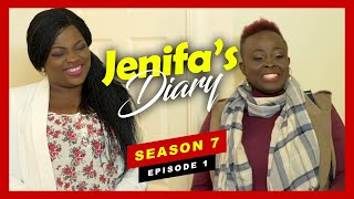 Jenifa's Diary S7EP1 -The Journey 2 (Jenifa In London)