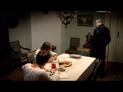 """Спор Базарова с Павлом Петровичем (""""Отцы и дети"""", фильм 2008)"""