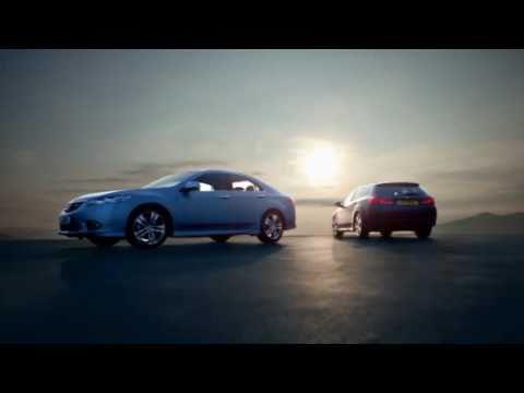 Промо-ролик 2012 Honda Accord MMC Sedan and Tourer