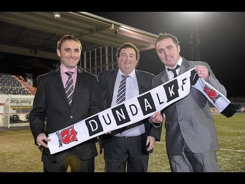 📅 #OnThisDay | Seán McCaffrey Appointed Dundalk FC Manager | 23.12.2011