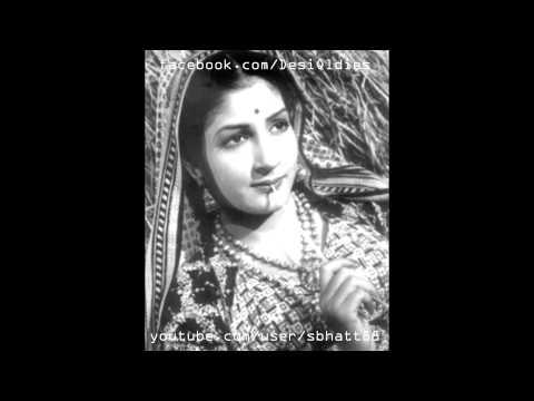 Hawai Qila 1940s unreleased: Ae chaand na chamak tu (Lalita...