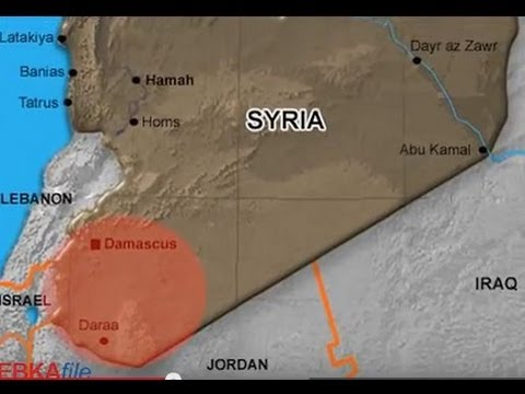 New US Centcom war room in Amman for Syria war
