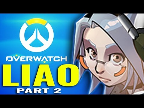 Overwatch - Upcoming Hero 'LIAO 2.0' (Theory) [Overwatch Explained]