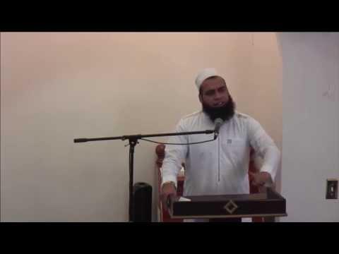 Mufti Farhan - Jummah on 11/14/14
